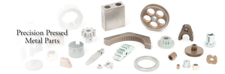 precision pressed metal parts
